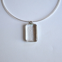 WATER pendant with 18