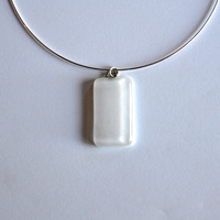 PEARL pendant with 18