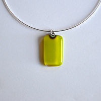 LIME pendant with 18